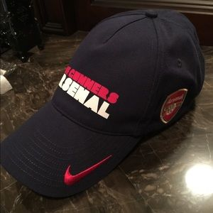 Nike Arsenal Cap Hat Navy